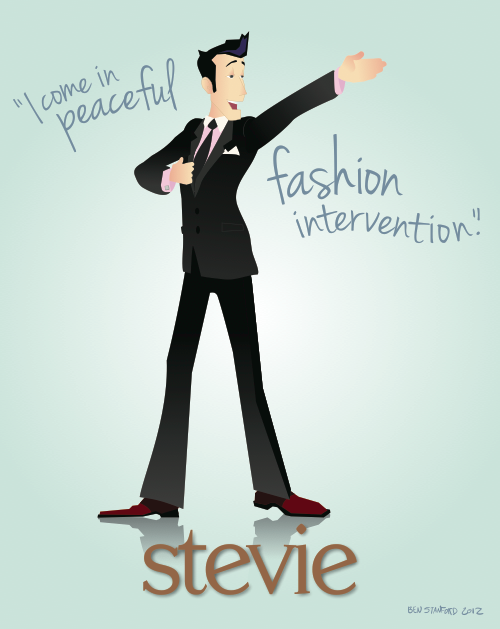 Why I love Stevie